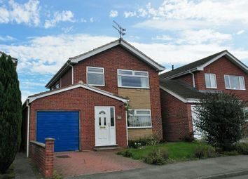 Thumbnail 3 bed detached house to rent in Carr Hill Way, Retford
