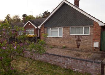 Thumbnail 2 bed detached bungalow for sale in Lilian Close, Hellesdon, Norwich