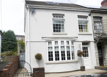 Thumbnail 3 bed semi-detached house for sale in Tonyrefail -, Porth