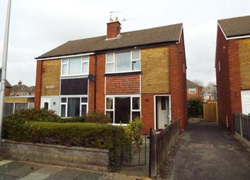 Thumbnail 2 bed semi-detached house for sale in Lothian Place, Blackpool, Lancashire