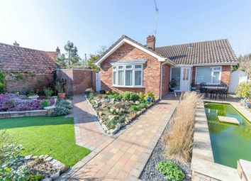 Thumbnail 3 bed detached bungalow for sale in High Street, Tittleshall, King's Lynn