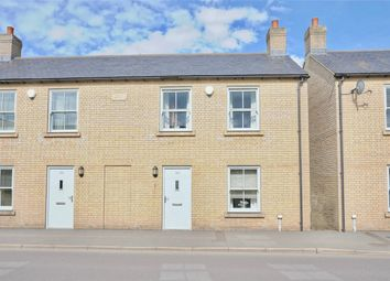 Thumbnail 3 bed semi-detached house for sale in Eynesbury, St Neots, Cambridgeshire