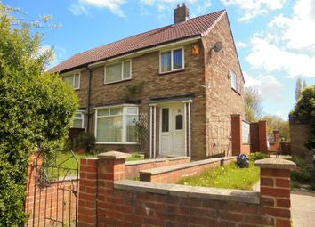 Thumbnail 3 bed semi-detached house for sale in Ramshead Close, Seacroft, Leeds