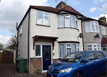 Thumbnail 3 bed end terrace house for sale in Carmelite Road, Harrow Weald