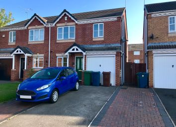 Thumbnail 3 bedroom property to rent in Gibson Close, Stafford