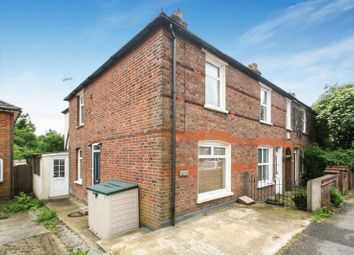 Thumbnail 3 bed end terrace house for sale in Amersham Road, High Wycombe