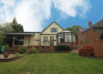 Thumbnail 4 bed detached house for sale in Brimmers Hill, Widmer End, High Wycombe