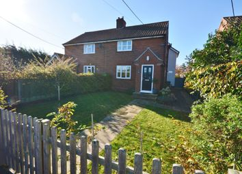 Thumbnail 3 bed semi-detached house to rent in Aldeburgh Road, Friston, Saxmundham