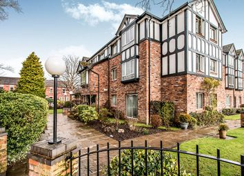 Thumbnail 1 bed flat for sale in Larchwood, 6 The Crescent, Cheadle, Greater Manchester