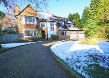 Thumbnail 6 bed detached house for sale in 8 Knighton Road, Sutton Coldfield