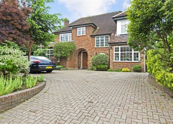 Thumbnail 4 bed detached house for sale in Orchard Rise, Coombe, Kingston Upon Thames