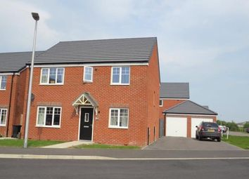 Thumbnail 4 bed detached house for sale in Went Meadows Close, Dearham, Maryport