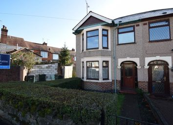 Thumbnail 3 bed semi-detached house for sale in Redesdale Avenue, Coundon, Coventry