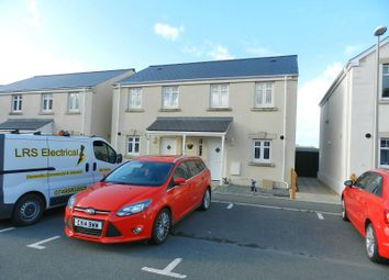2 bed semi-detached house for sale in Moors Road, Johnston, Haverfordwest SA62