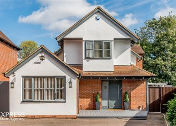 Thumbnail 4 bed detached house for sale in Faversham Avenue, Grange Park, Enfield, Greater London