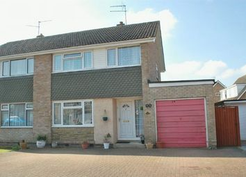 Thumbnail 3 bedroom semi-detached house for sale in Wrenbury Road, Duston, Northampton