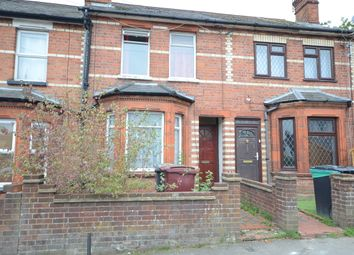 Thumbnail 3 bed terraced house to rent in Grovelands Road, Reading