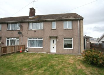 Thumbnail 2 bedroom flat for sale in Lougher Place, St. Athan, Barry