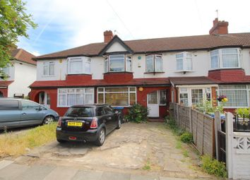 Thumbnail 3 bed terraced house for sale in Lancing Gardens, Edmonton