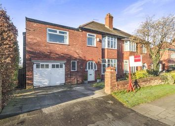 Thumbnail 4 bed semi-detached house for sale in Chestnut Drive, Leigh, Greater Manchester