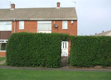 Thumbnail 2 bed semi-detached house to rent in Sea Crest Road, Newbiggin-By-The-Sea