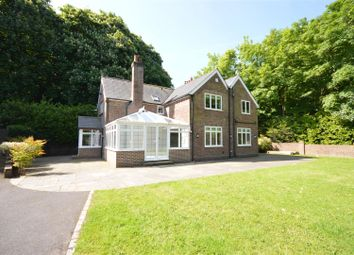Thumbnail 3 bed detached house for sale in Tilley Lane, Headley, Epsom