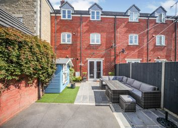 Thumbnail 4 bed town house for sale in Hawks Rise, Yeovil