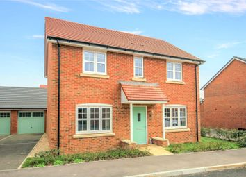 Thumbnail 4 bedroom detached house for sale in Roman Way, Shrivenham, Oxfordshire