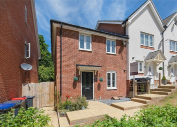 Thumbnail 3 bed end terrace house for sale in Plaxton Way, Herne Bay, Kent