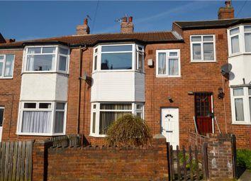 Thumbnail 3 bed terraced house for sale in Landseer Grove, Bramley, Leeds
