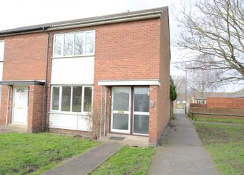 Thumbnail 2 bed town house to rent in Dixon Court, Selby
