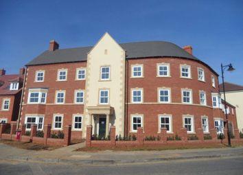 Thumbnail 2 bed flat to rent in Kingswood Way, Biddenham, Bedford