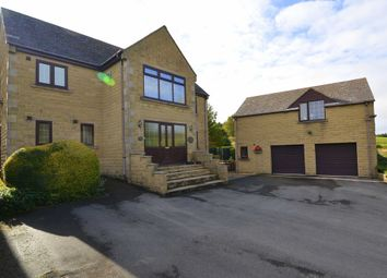 Thumbnail 4 bed detached house for sale in Foxholes Grove, Crow Edge, Sheffield