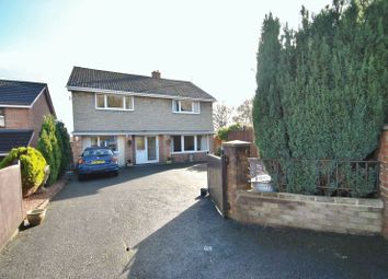 Thumbnail 4 bed detached house for sale in Bream, Nr. Lydney, Gloucestershire