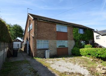 Thumbnail 4 bedroom semi-detached house for sale in Buxton Old Road, Disley, Stockport, Cheshire