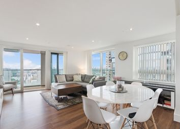 Thumbnail 3 bed flat to rent in Talisman Tower, Lincoln Plaza, Canary Wharf