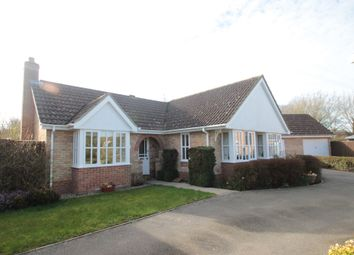 Thumbnail 3 bed detached bungalow for sale in Mayfield, Leavenheath, Colchester
