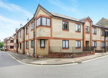Thumbnail 2 bedroom flat for sale in Sheringham Court, Milton Road, Stowmarket