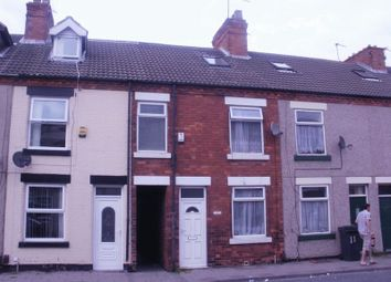 Thumbnail 2 bed terraced house to rent in Mansfield Road, Sutton-In-Ashfield