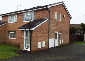 Thumbnail 1 bed maisonette to rent in Hawkes Close, Bournville, Birmingham