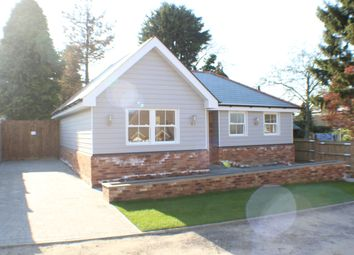 Thumbnail 2 bed detached bungalow for sale in Stacey Drive, Langdon Hills, Essex