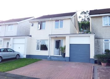 Thumbnail 4 bed link-detached house for sale in Kenmare Drive, Plympton, Plymouth