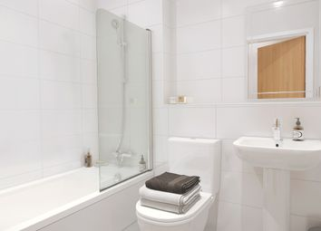 Thumbnail 1 bed flat for sale in Southdownview Road, Broadwater, Worthing