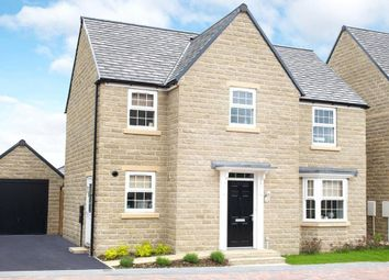 "Thumbnail 4 bed detached house for sale in ""Miitchell"" at Manywells Crescent, Cullingworth, Bradford"