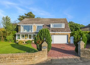 Thumbnail 4 bed detached house for sale in Cresswell Road, Cresswell, Morpeth