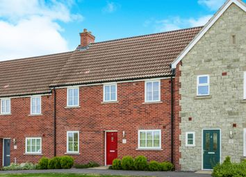 Thumbnail 3 bed terraced house for sale in Allen Road, Shaftesbury