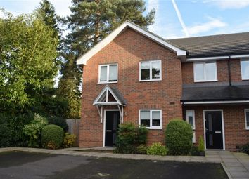 Thumbnail 3 bed end terrace house for sale in Gunnery Mews, College Town, Sandhurst, Berkshire