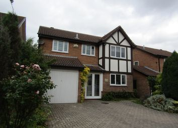 Thumbnail 4 bed detached house to rent in Townsend Drive, Sutton Coldfield