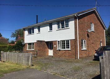Thumbnail 3 bed semi-detached house for sale in Main Street, Peasmarsh, Rye
