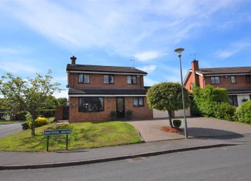 Thumbnail 4 bed detached house for sale in Daytona Drive, Millisons Wood, Coventry